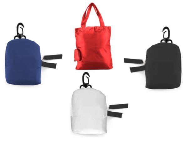 Sac Shopping Pliable Avec Etui Intégré - visuel 2