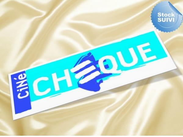 CinéChèque 1300 Salles en France