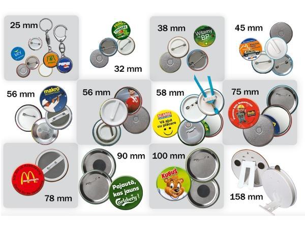 Badges Événements ou Promotions - visuel 2