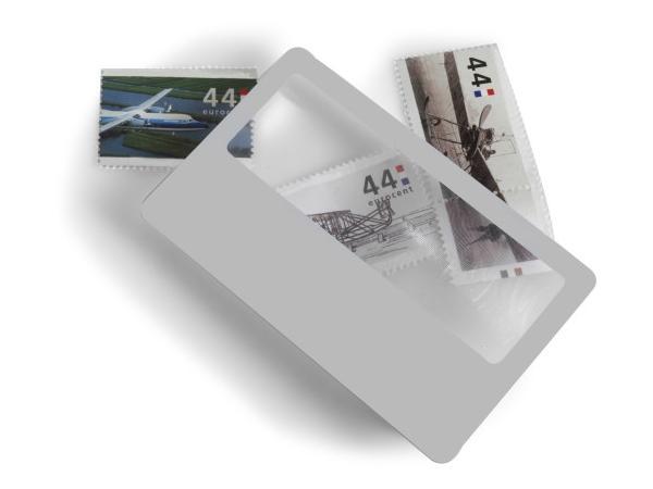 Loupe PVC Souple Format Carte