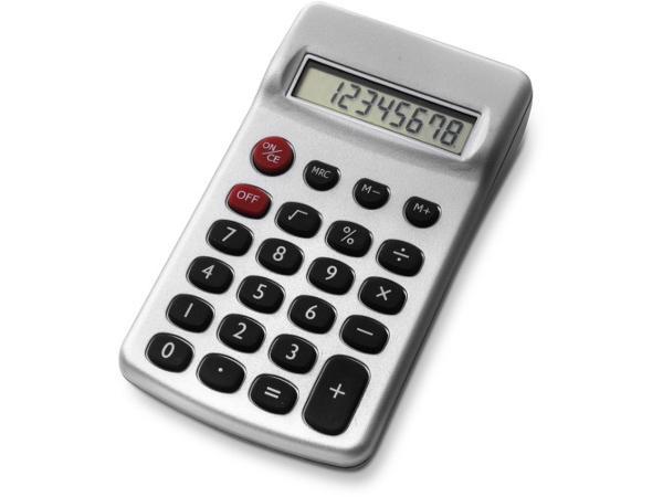 Calculatrice de Poche - visuel 1