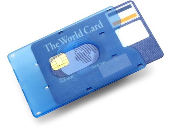 Porte-Carte de Crédit - visuel 1