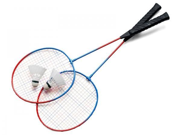 2 Raquettes de Badminton