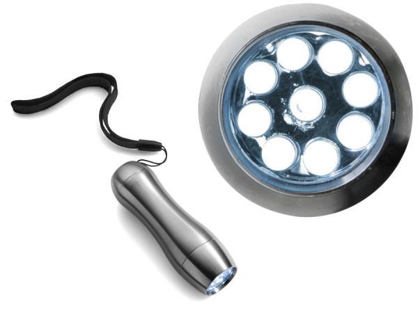Torche en Aluminium LED - visuel 1