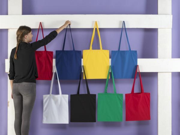 Sac Bandoulière Shopping en Coton