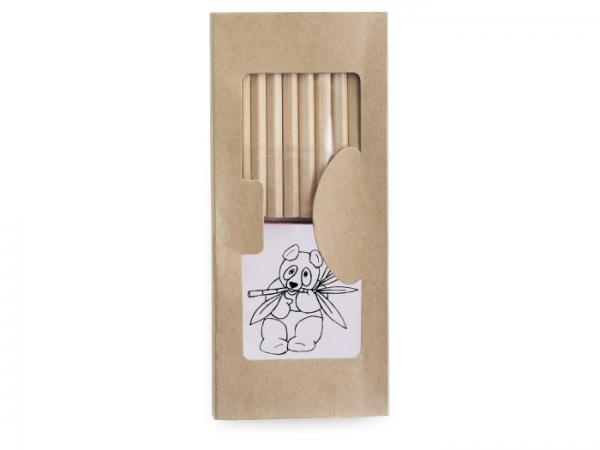 Set à Dessin de 10 Crayons - visuel 2