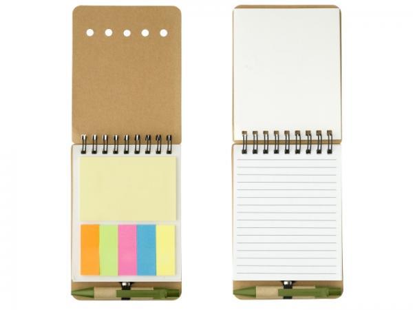 Carnet de notes Eco et Stylo - visuel 2