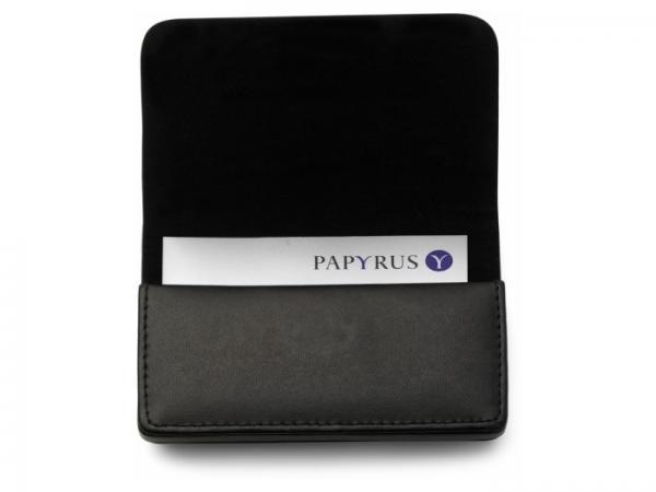 Cadeaux ce primes porte cartes de visites cuir - Porte carte de visite cuir ...