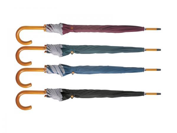 Parapluie avec Bande Argentée - visuel 2