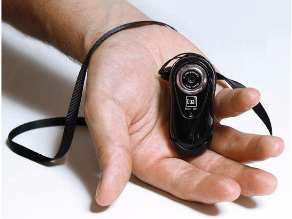 Mini Caméra DUAL Numérique - visuel 3