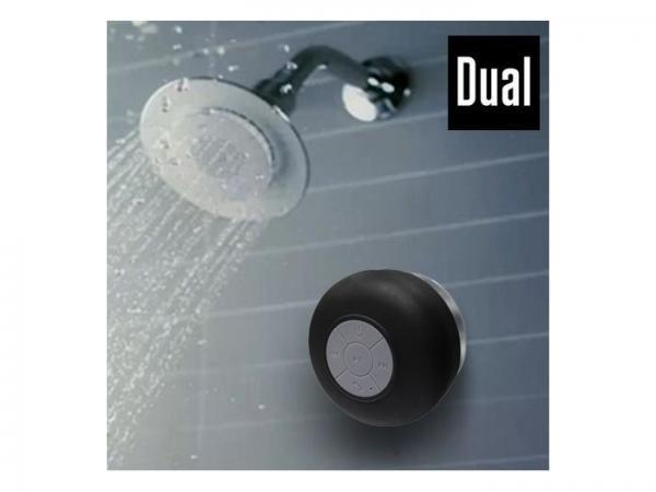 Enceinte Douche Bluetooth DUAL