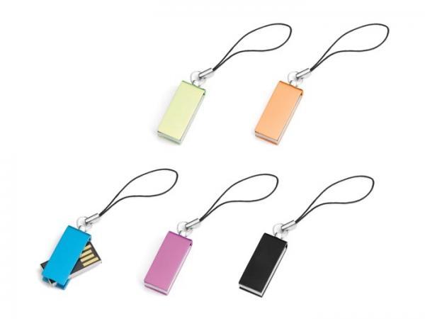 Micro USB Aluminium