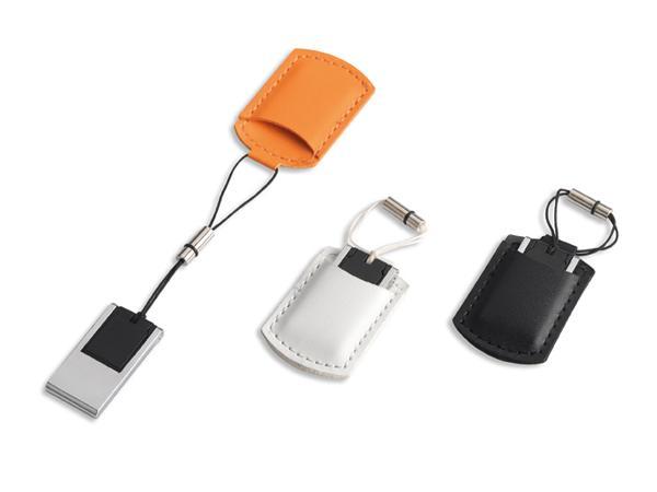Mini Cle USB/Pochette Cuir