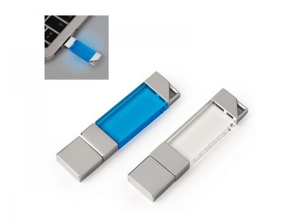 Clef USB Cristal