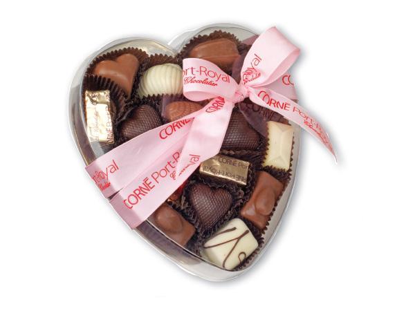Coeur Cello 17 Chocolats