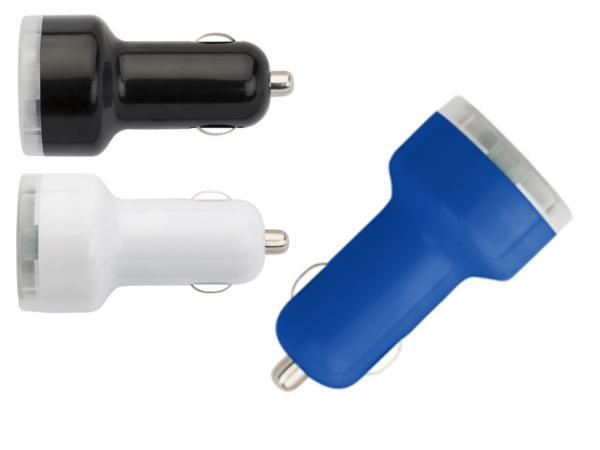 Prise Allume-Cigare Double USB