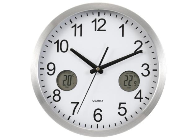 Horloge  hygromètre thermomètre - visuel 1