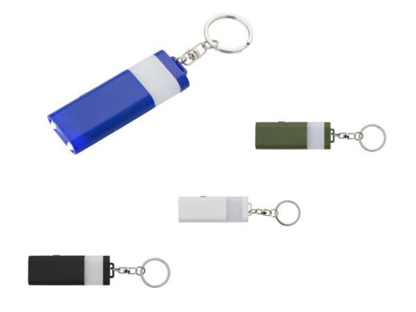 Porte-clés Torche 4 LEDS