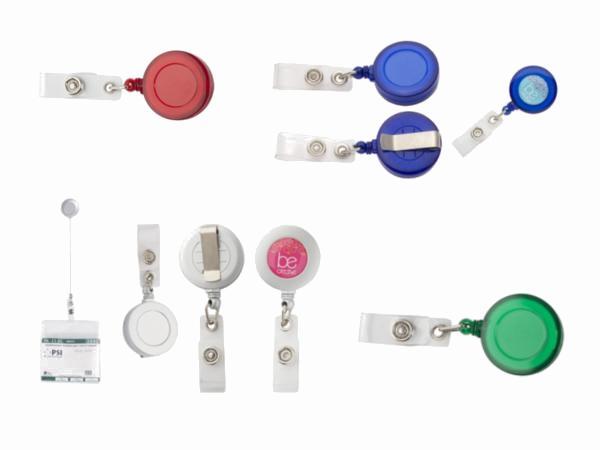 Porte Badges en Plastique - visuel 1