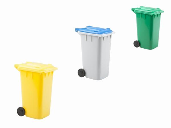 Pots à Crayons Poubelle