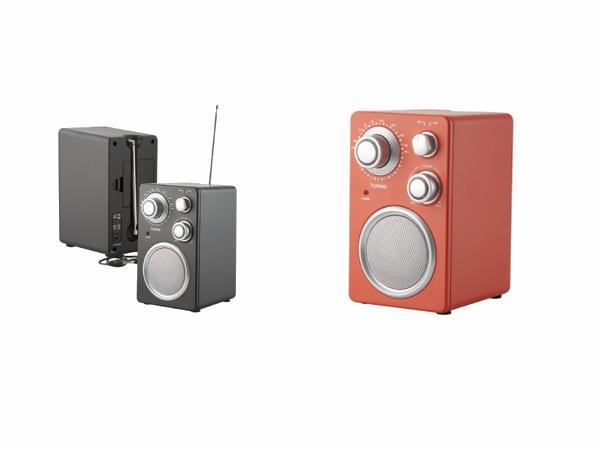 Mini Radio avec Speaker
