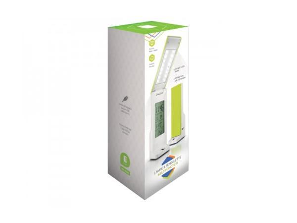 Lampe Bureau Réveil Thermomètre - visuel 3