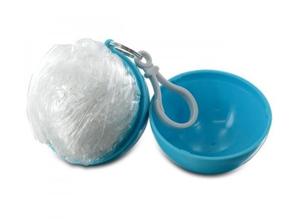 Poncho PE en Boule Plastique - visuel 2