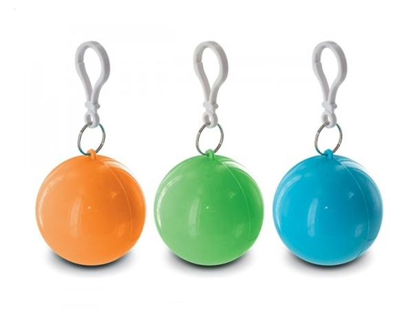 Poncho PE en Boule Plastique - visuel 3