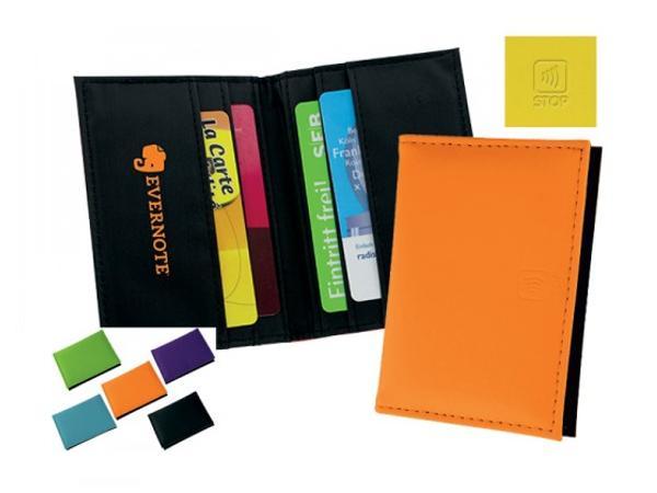 Porte-Cartes de Crédit Anti RFID
