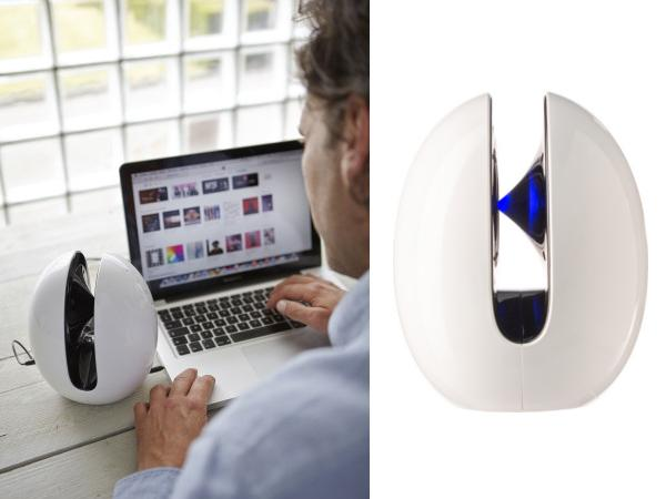 Enceinte Bluetooth Lumineuse 5W
