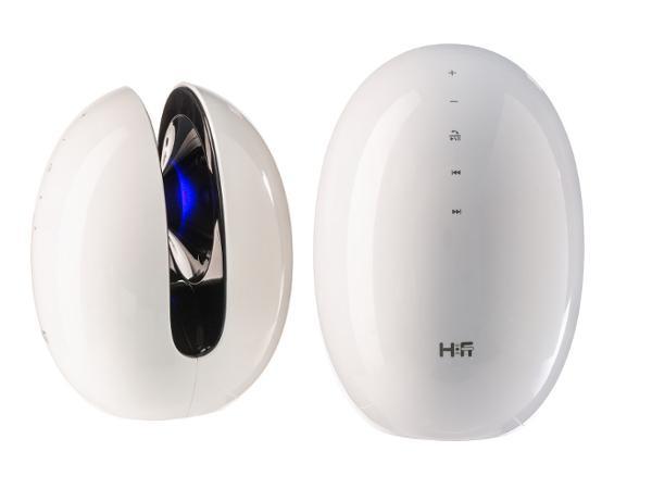Enceinte Bluetooth Lumineuse 5W - visuel 2