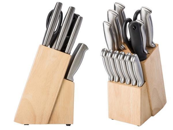 Set Composé de 11 Couteaux