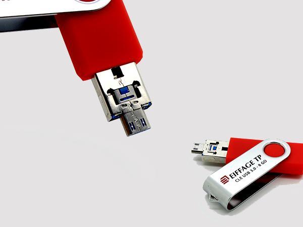 Clé USB 3.0 OTG Android