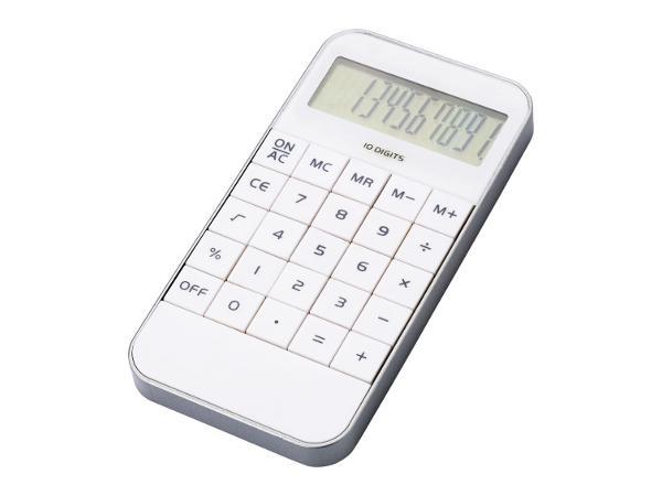Calculatrice de Poche Plastique - visuel 1