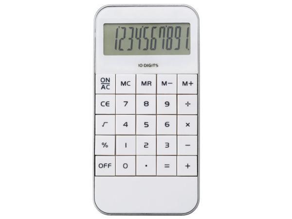Calculatrice de Poche Plastique - visuel 2
