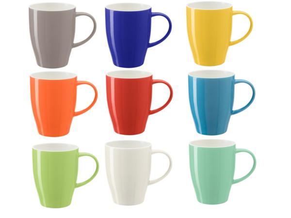 Mug Bicolore en Porcelaine - visuel 2