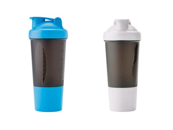Shaker Protéine en Plastique