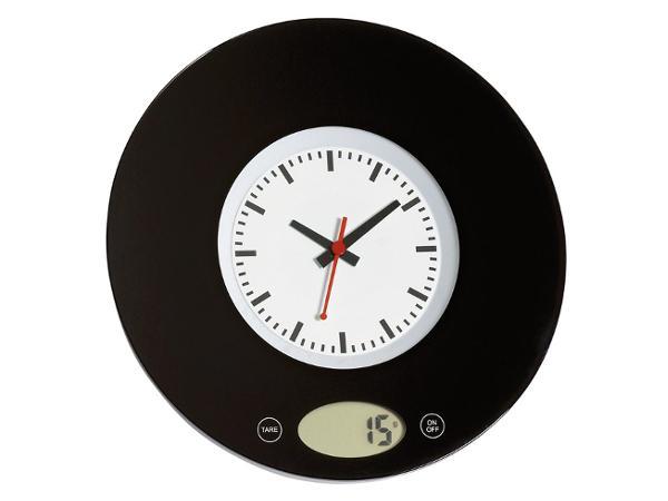 Balance Cuisine Digitale Horloge