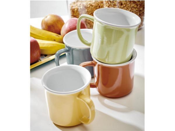 Service 4 Tasses en Céramique