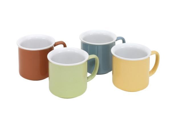 Service 4 Tasses en Céramique  - visuel 2