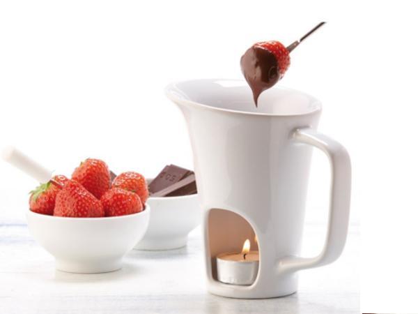 Fondue à Chocolat Mug