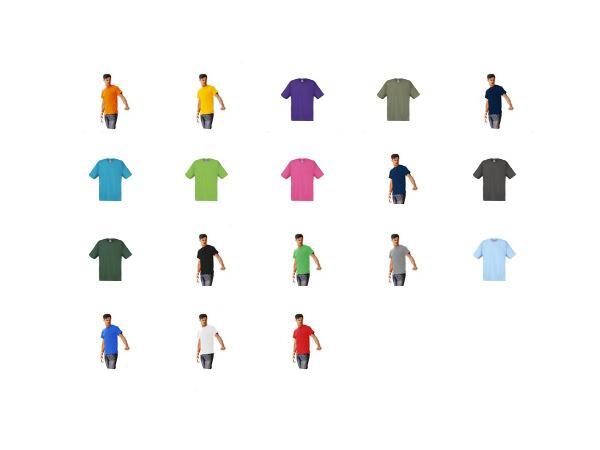 T-Shirt 145g Fruit of the Loom - visuel 2