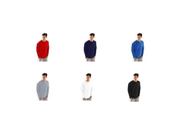 T-shirt-manches-longues-165g/m2 - visuel 2