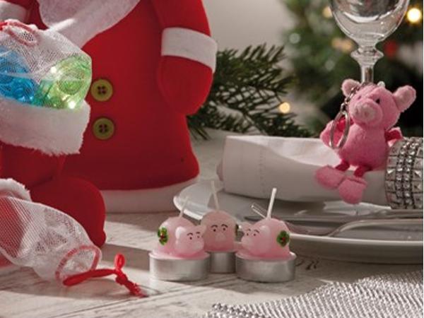 Bougie Plate Cochon
