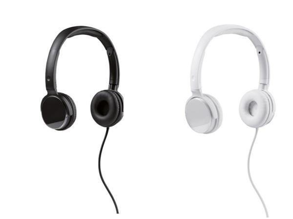 Casque Audio Noir ou Blanc