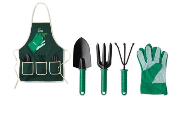 Tablier Avec Outils de Jardinier