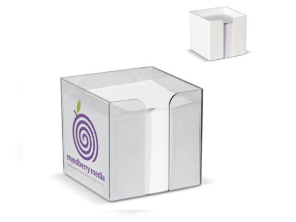 Boîte Cube Papier