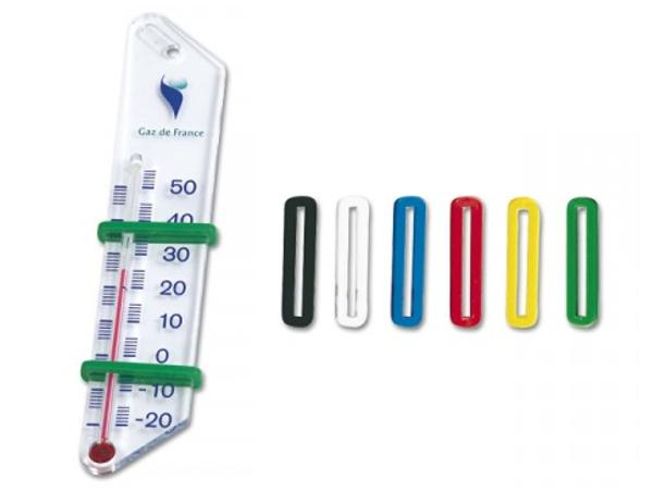 Thermomètre Transparent Publicitaire
