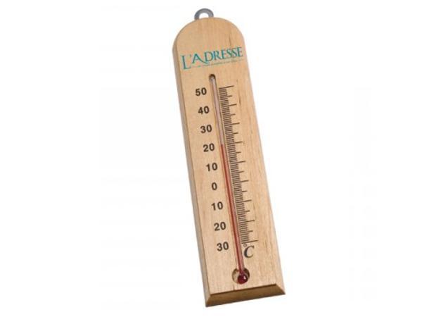 Thermomètre en Bois - visuel 2