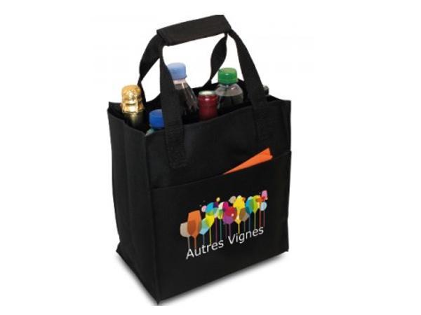 cadeaux btob primes sac porte bouteilles. Black Bedroom Furniture Sets. Home Design Ideas
